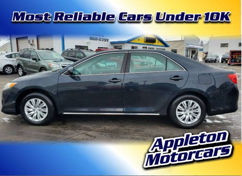 2014 Toyota Camry for sale at Appleton Motorcars Sales & Service in Appleton WI