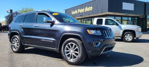 2014 Jeep Grand Cherokee for sale at South Point Auto Plaza, Inc. in Albany NY