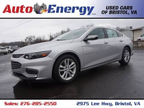 2018 Chevrolet Malibu for sale at Auto Energy-Bristol in Bristol VA