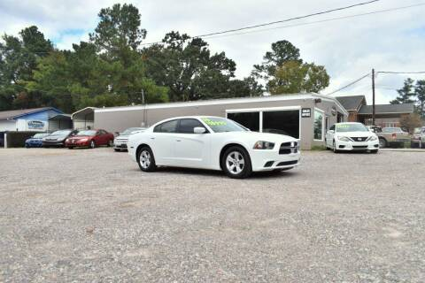 2014 Dodge Charger for sale at Barrett Auto Sales in North Augusta SC