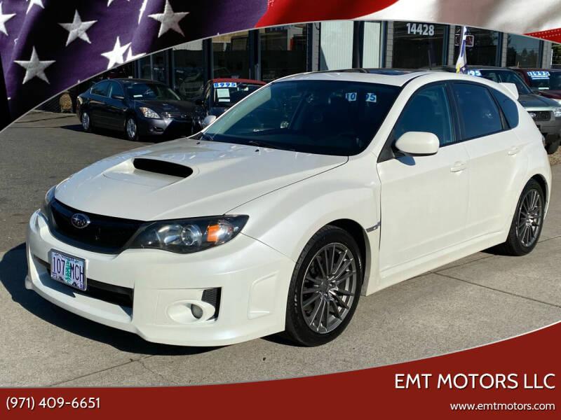 2011 Subaru Impreza for sale at EMT MOTORS LLC in Portland OR