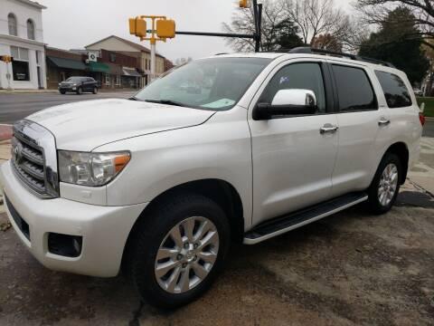 2012 Toyota Sequoia for sale at ROBINSON AUTO BROKERS in Dallas NC