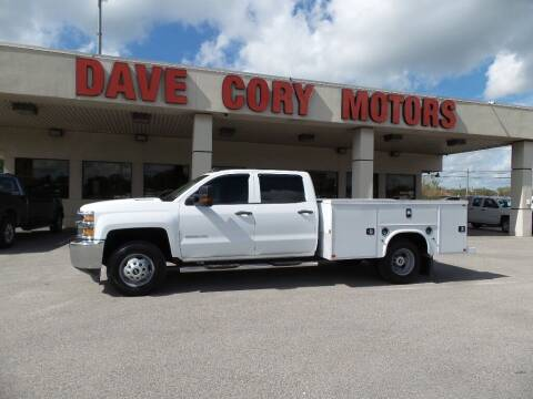 2016 Chevrolet Silverado 1500 SS Classic for sale at DAVE CORY MOTORS in Houston TX