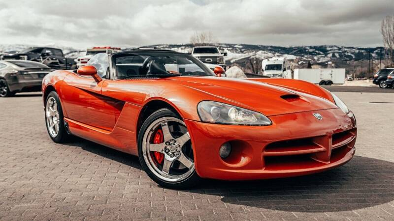 2005 Dodge Viper for sale at Boktor Motors in Las Vegas NV