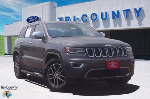2017 Jeep Grand Cherokee for sale at TRI-COUNTY FORD in Mabank TX