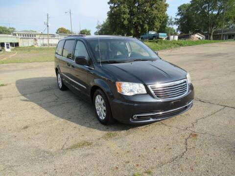 2014 Chrysler Town and Country for sale at Perfection Auto Detailing & Wheels in Bloomington IL