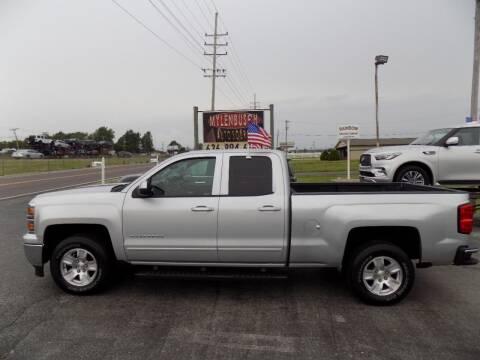2015 Chevrolet Silverado 1500 for sale at MYLENBUSCH AUTO SOURCE in O'Fallon MO