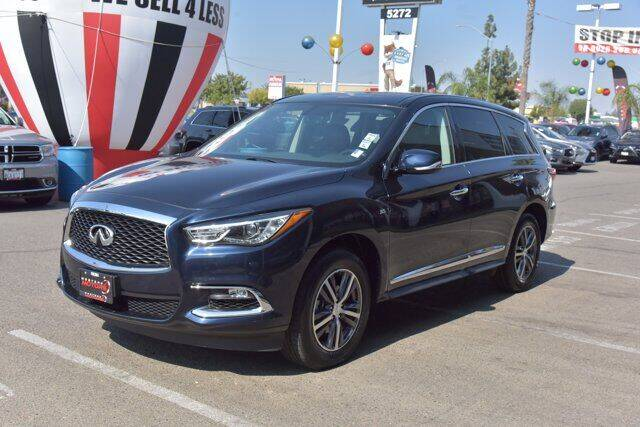 2018 Infiniti QX60 for sale at Choice Motors in Merced CA