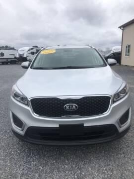 2017 Kia Sorento for sale at White Auto Sales Inc in Summersville WV