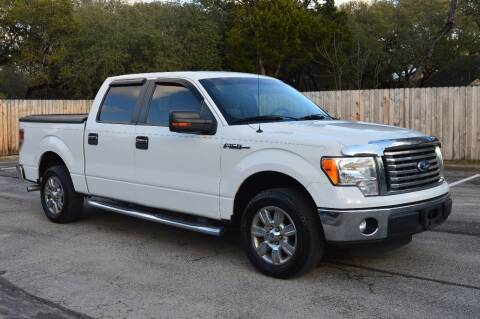 2012 Ford F-150 for sale at Coleman Auto Group in Austin TX