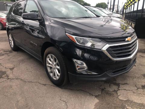 2019 Chevrolet Equinox for sale at Champs Auto Sales in Detroit MI