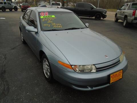 2002 Saturn L-Series for sale at River City Auto Sales in Cottage Hills IL