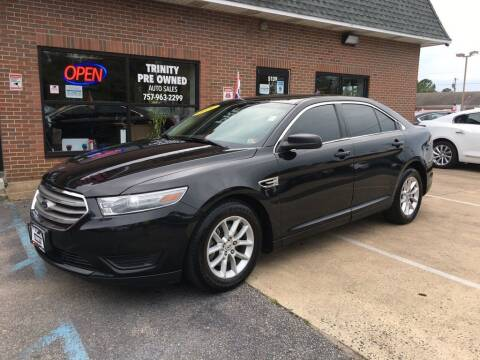 2014 Ford Taurus for sale at Bankruptcy Car Financing in Norfolk VA