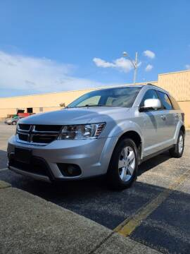 2011 Dodge Journey for sale at Brian's Direct Detail Sales & Service LLC. in Brook Park OH