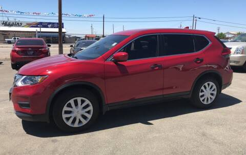 2017 Nissan Rogue for sale at First Choice Auto Sales in Bakersfield CA
