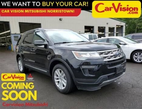 2018 Ford Explorer for sale at Car Vision Mitsubishi Norristown in Norristown PA