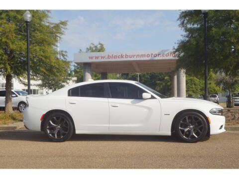 2018 Dodge Charger for sale at BLACKBURN MOTOR CO in Vicksburg MS