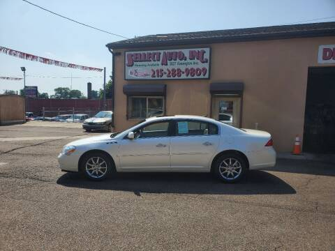 2008 Buick Lucerne for sale at SELLECT AUTO INC in Philadelphia PA