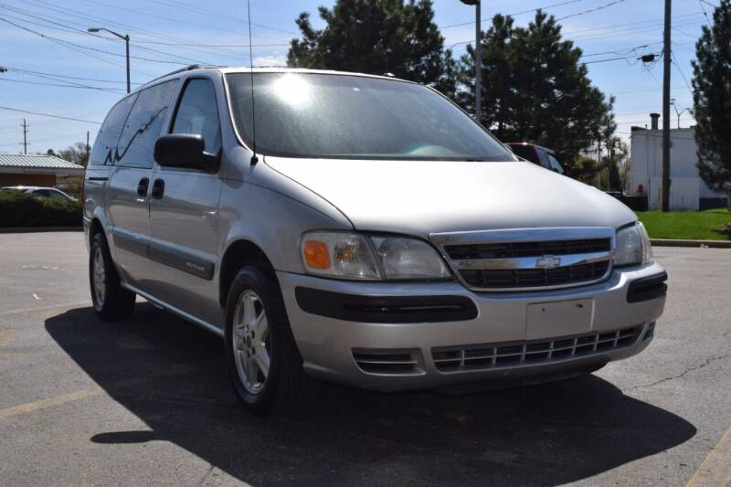 2003 Chevrolet Venture for sale at NEW 2 YOU AUTO SALES LLC in Waukesha WI