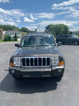 2006 Jeep Commander for sale at WXM Auto in Cortland NY