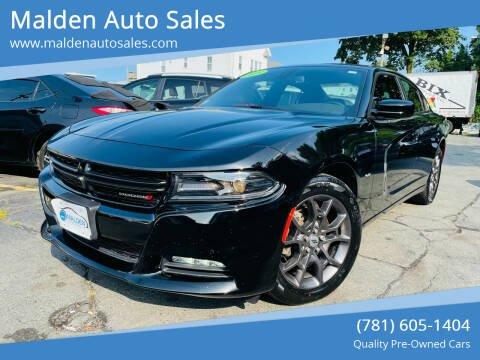 2018 Dodge Charger for sale at Malden Auto Sales in Malden MA