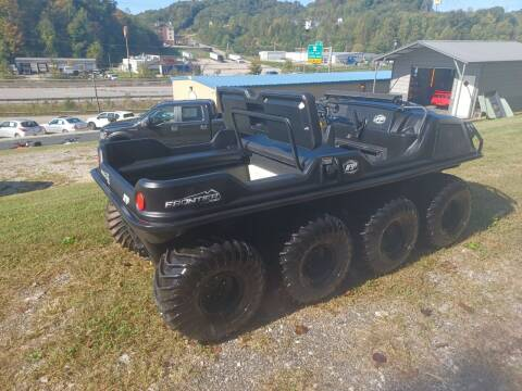 2020 Argo Frontier 700 8x8 for sale at W V Auto & Powersports Sales in Charleston WV
