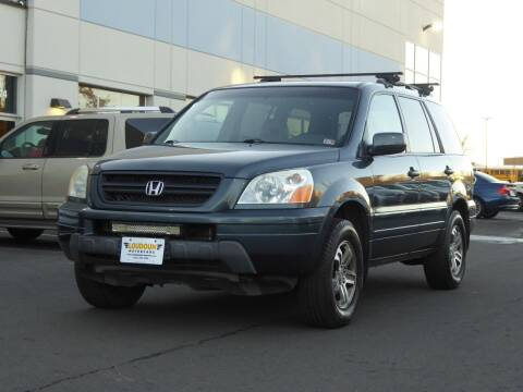 2005 Honda Pilot for sale at Loudoun Motor Cars in Chantilly VA