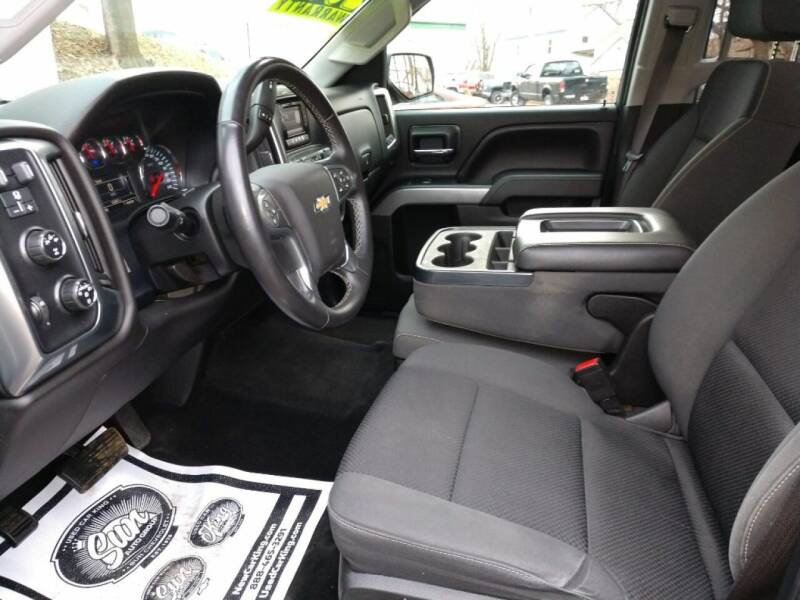 2015 Chevrolet Silverado 2500HD 4x4 LT 4dr Double Cab SB - Pittsfield MA