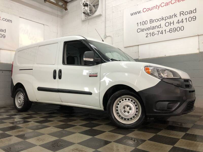 2016 RAM ProMaster City Wagon for sale at County Car Credit in Cleveland OH
