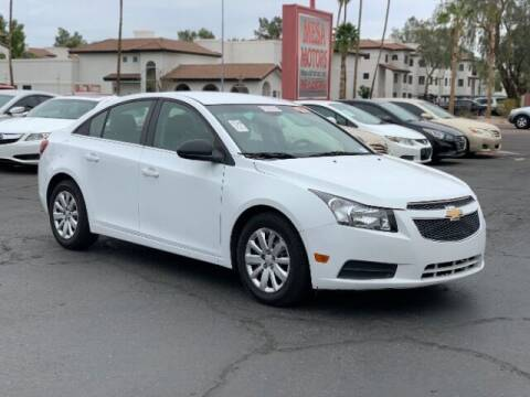 2011 Chevrolet Cruze for sale at Brown & Brown Wholesale in Mesa AZ