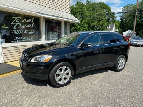 2013 Volvo XC60 for sale at Real Deal Auto Sales in Auburn ME