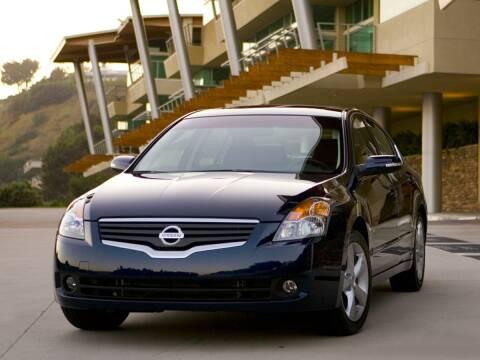 2008 Nissan Altima for sale at Sundance Chevrolet in Grand Ledge MI