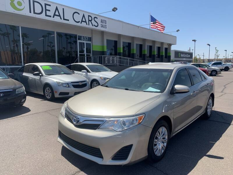 2014 Toyota Camry Hybrid for sale at Ideal Cars Apache Junction in Apache Junction AZ
