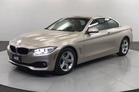 2014 BMW 4 Series for sale at Stephen Wade Pre-Owned Supercenter in Saint George UT