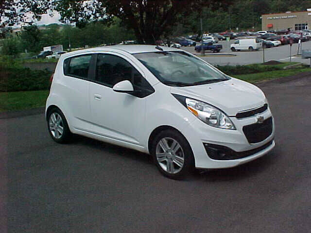 2014 Chevrolet Spark for sale at North Hills Auto Mall in Pittsburgh PA