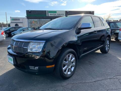 2007 Lincoln MKX for sale at Wakefield Auto Sales of Main Street Inc. in Wakefield MA