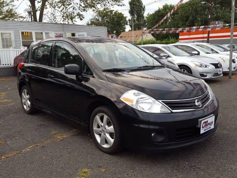 2010 Nissan Versa for sale at Car Complex in Linden NJ