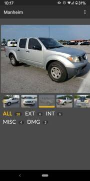 2012 Nissan Frontier for sale at Kidron Kars INC in Orrville OH