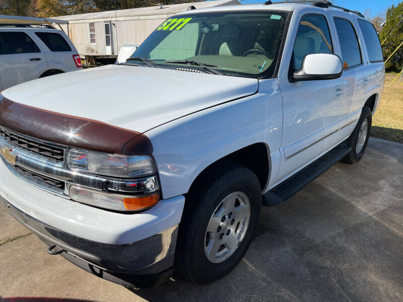 2005 Chevrolet Tahoe for sale at Platinum Plus Auto Sales in West Monroe LA