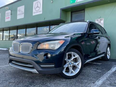 2013 BMW X1 for sale at KARZILLA MOTORS in Oakland Park FL