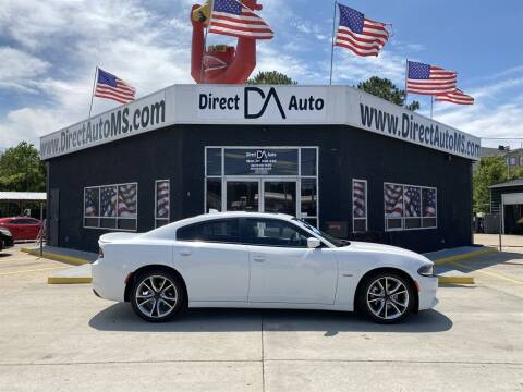 2015 Dodge Charger for sale at Direct Auto in D'Iberville MS