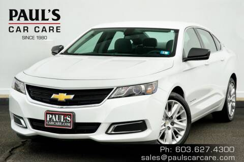 2014 Chevrolet Impala for sale at Paul's Car Care in Manchester NH
