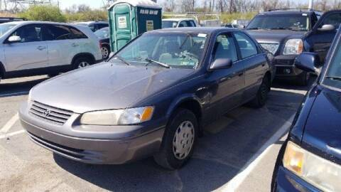 1999 Toyota Camry for sale at Jeffrey's Auto World Llc in Rockledge PA