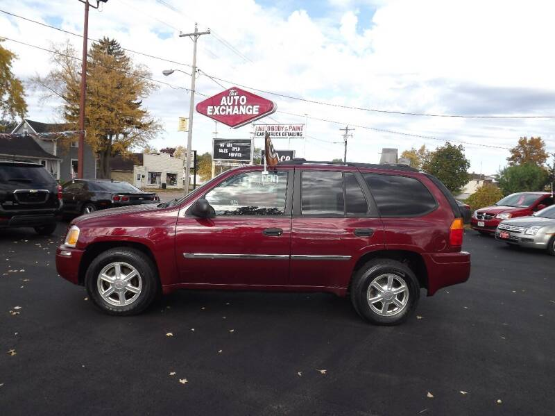 2008 GMC Envoy for sale at The Auto Exchange in Stevens Point WI
