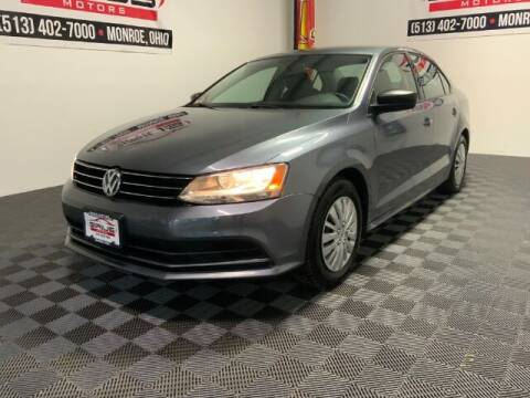 2016 Volkswagen Jetta for sale at SIRIUS MOTORS INC in Monroe OH