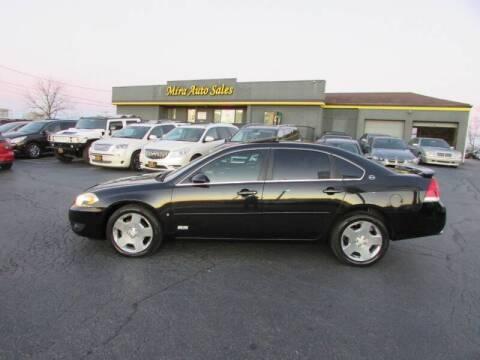 2006 Chevrolet Impala for sale at MIRA AUTO SALES in Cincinnati OH