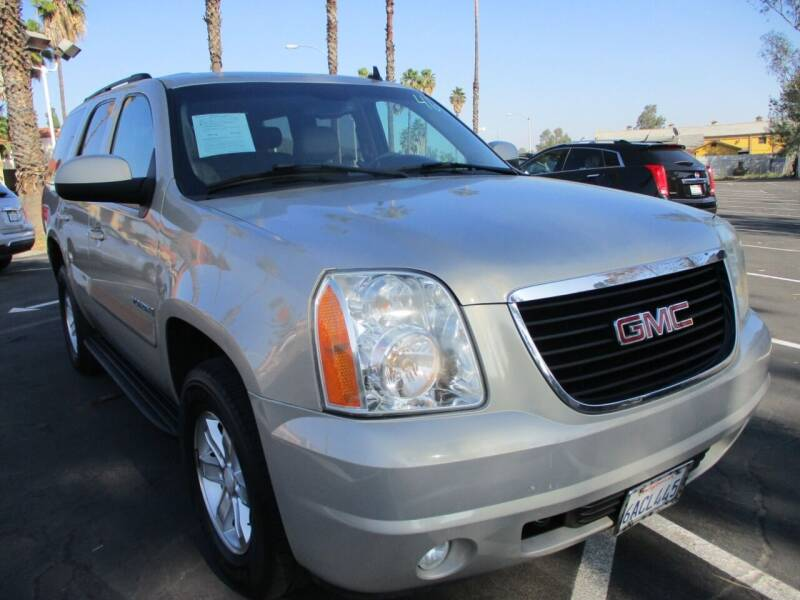 2007 GMC Yukon for sale at F & A Car Sales Inc in Ontario CA