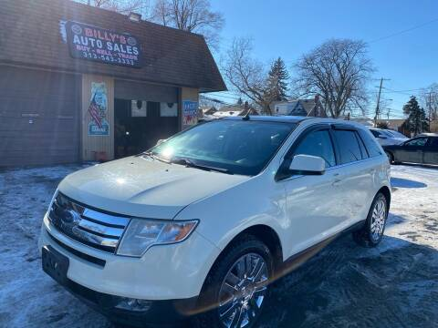 2008 Ford Edge for sale at Billy Auto Sales in Redford MI