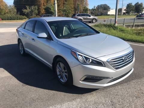 2015 Hyundai Sonata for sale at Reliable Motor Broker INC in Tampa FL