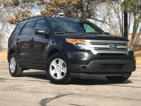 2014 Ford Explorer for sale at Used Cars and Trucks For Less in Millcreek UT
